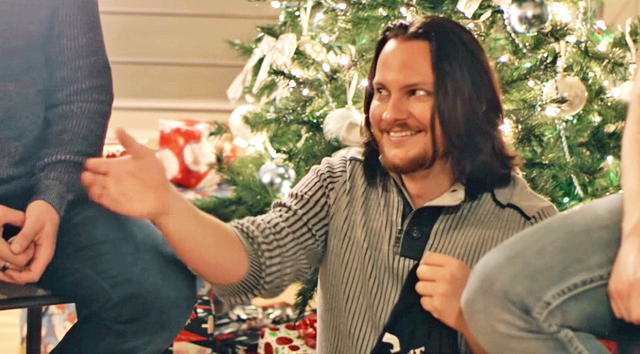 Home free Songs | Home Free Recruits Friends & Family For Fun-Filled 'White Christmas' Video | Country Music Videos