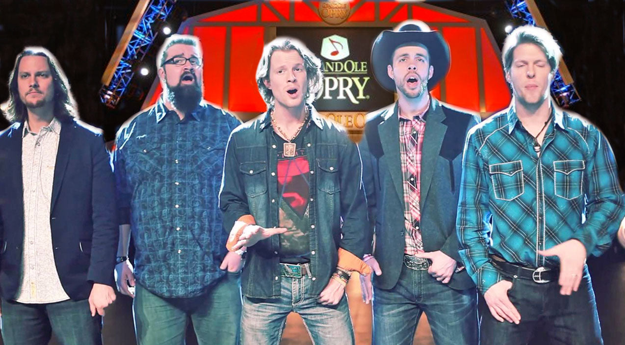 Home free Songs | Home Free Wows At First Ever Opry Performance With 'Life Is A Highway' & 'Ring Of Fire' | Country Music Videos