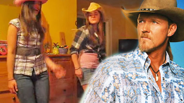 Trace adkins Songs | Trace Adkins - Honky Tonk Badonkadonk Dance (Choreographed by Two Cowgirls) (WATCH) | Country Music Videos