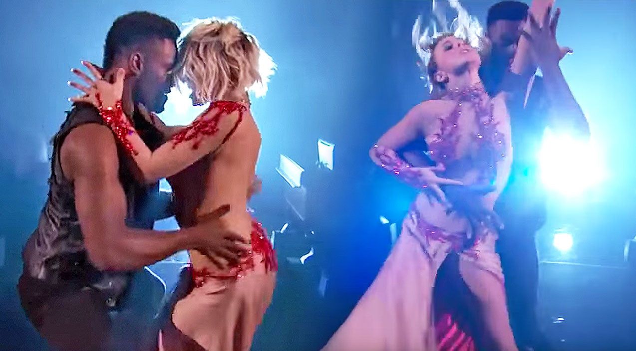 Modern country Songs | Julianne Hough Cranks Up The Heat In Sexy 'DWTS' Performance | Country Music Videos