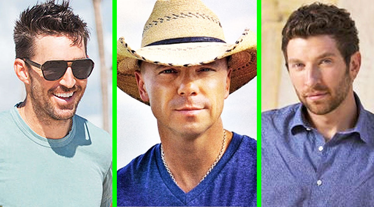 A Definitive Ranking Of Country Music's 10 Hottest Bachelors | Country Music Videos