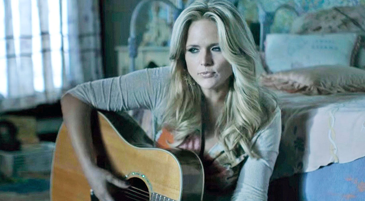 Modern country Songs | Miranda Lambert Reminisces Over Childhood Memories In 'The House That Built Me' | Country Music Videos