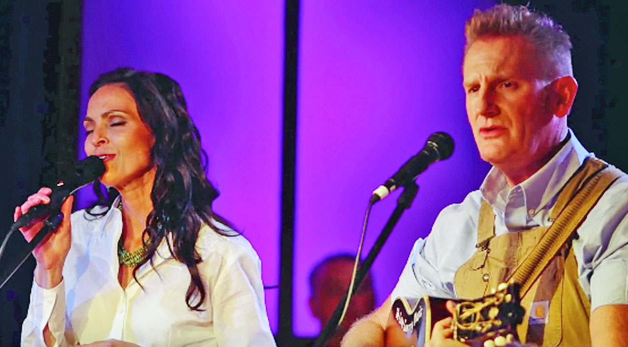 Joey + rory Songs | Joey + Rory's Breathtaking Performance Of 'How Great Thou Art' Will Make You Weep | Country Music Videos