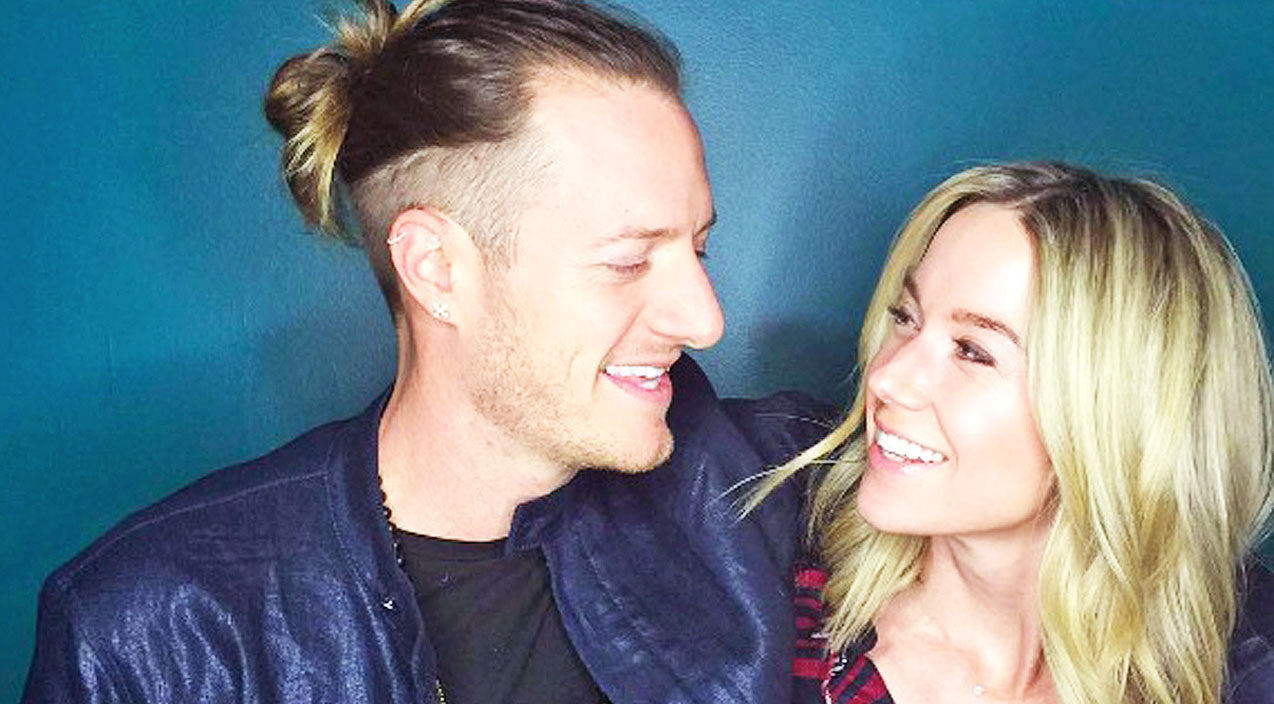 Tyler hubbard Songs | Florida Georgia Line's Tyler Hubbard & Wife Reveal Baby's Gender In Sweetest Way | Country Music Videos