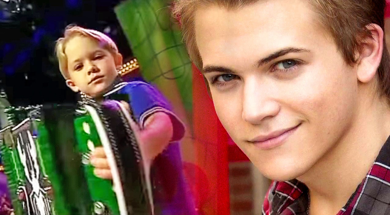 Hunter hayes Songs | Check Out 6-Year-Old Hunter Hayes on Game Show 'Figure It Out' | Country Music Videos