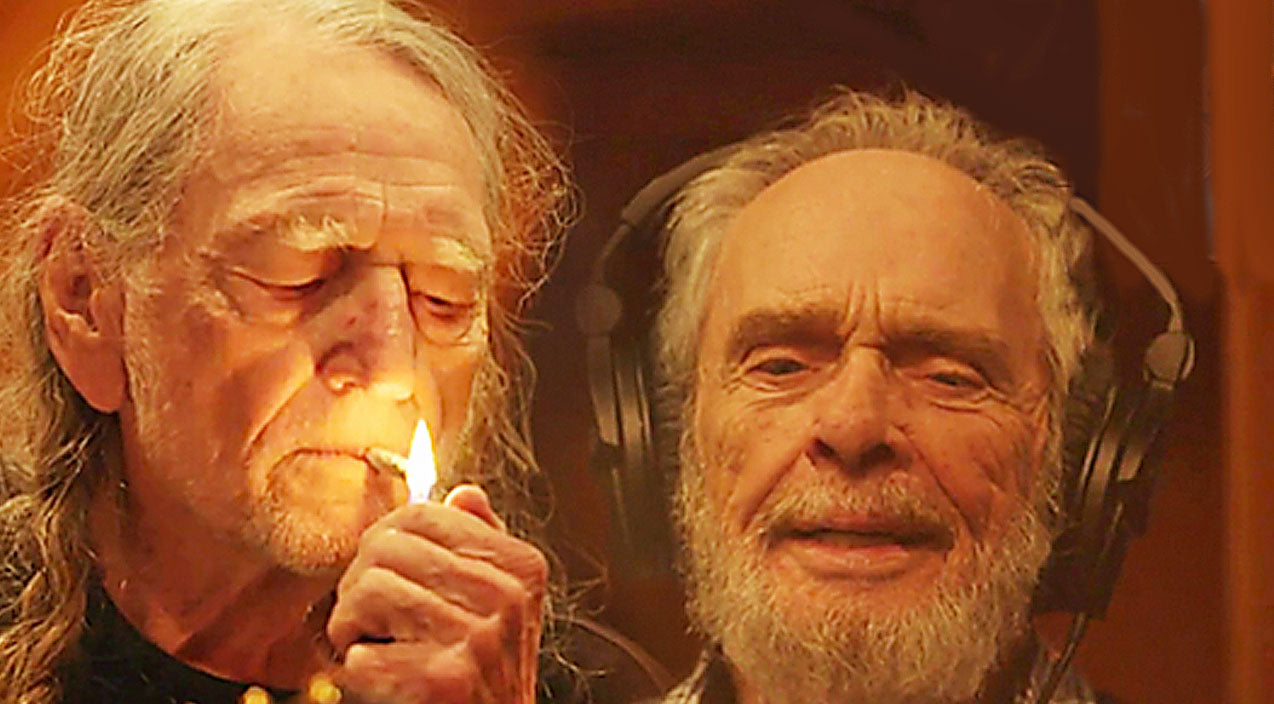 Willie nelson Songs | Willie Nelson and Merle Haggard's Controversial Music Video For
