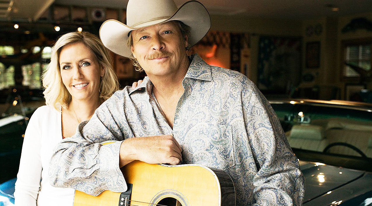 Classic country Songs | Alan Jackson Unveils Passionate Song He Serenaded Wife With At Wedding | Country Music Videos