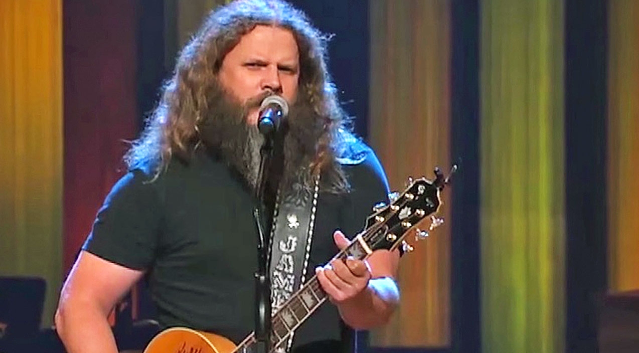 Jamey johnson Songs | Jamey Johnson Leaves Opry Crowd Mesmerized With Stunning George Jones Medley | Country Music Videos