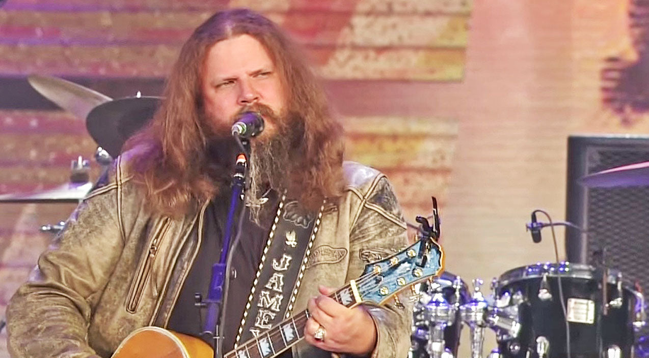 Outlaw country Songs | Jamey Johnson Leaves Crowd Mesmerized With Hank Williams Tribute | Country Music Videos