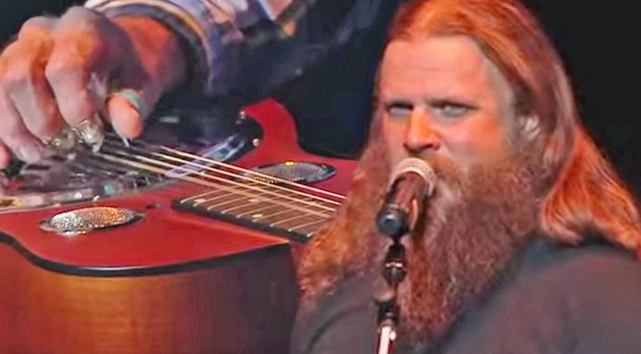 Lynyrd skynyrd Songs | Country Star Jamey Johnson Honors Skynyrd's Legacy With Bluesy Cover Of 'Four Walls Of Raiford' | Country Music Videos