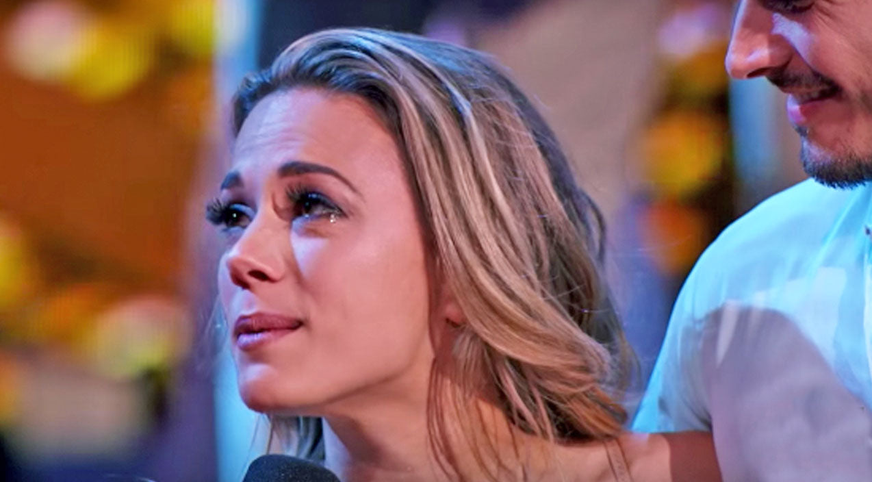 Jana kramer Songs | Jana Kramer Reacts To Being Eliminated On 'Dancing With The Stars' | Country Music Videos
