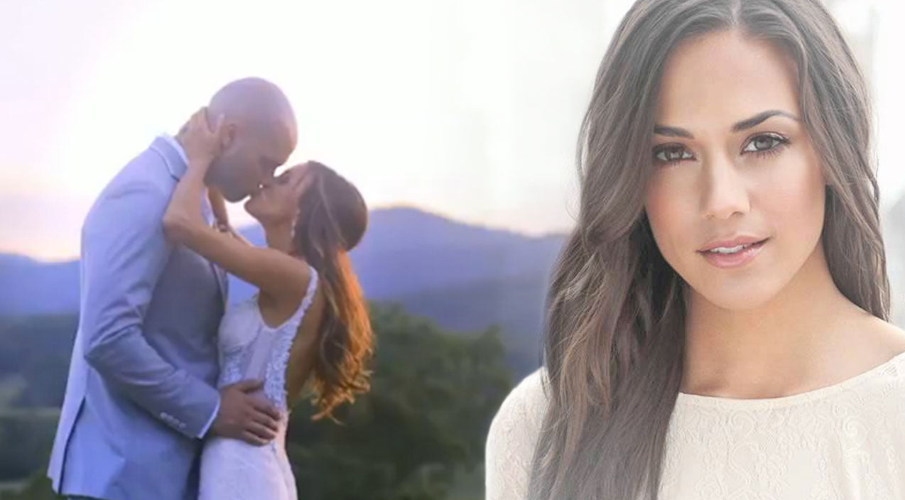 Jana kramer Songs | Jana Kramer Shares A Glimpse Of Her Beautiful Country Wedding! (VIDEO) | Country Music Videos