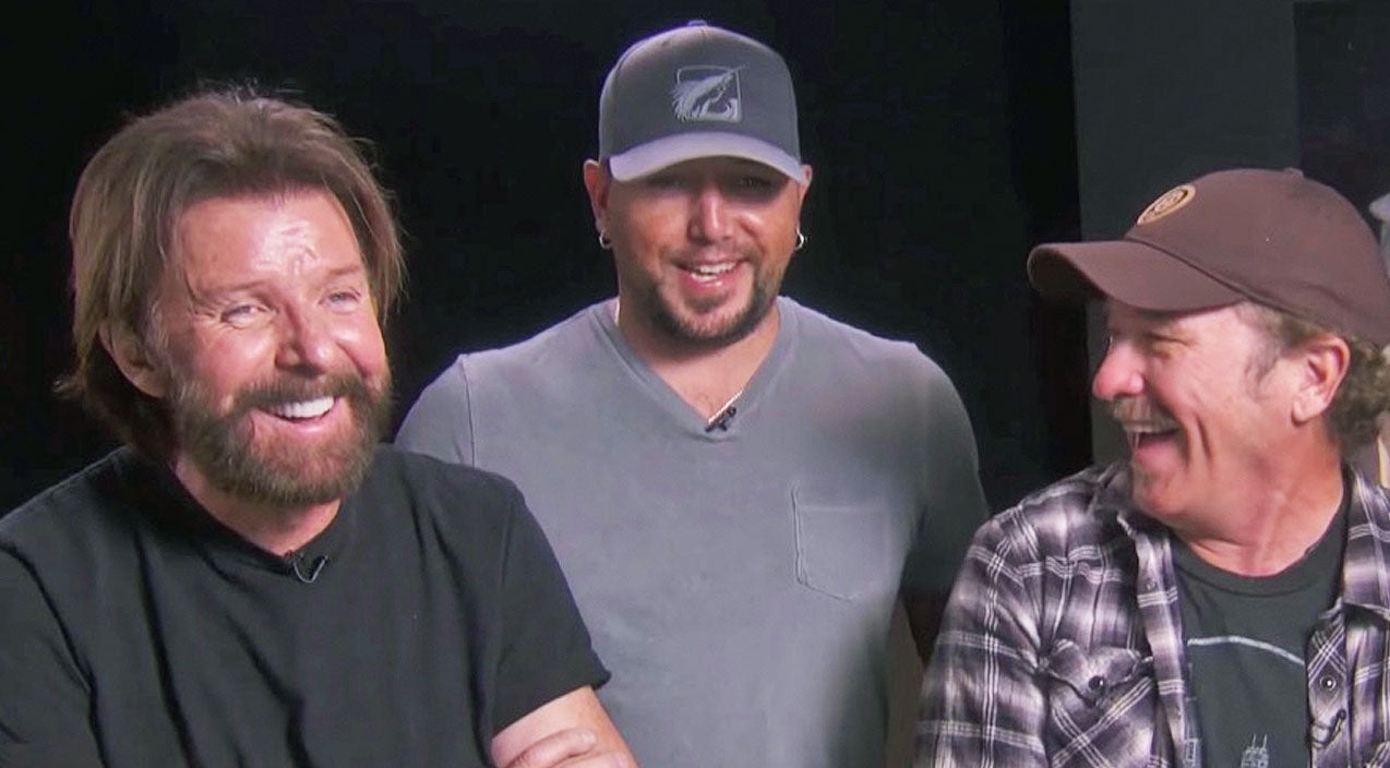 Ronnie dunn Songs | Did Jason Aldean Just Get A New Tattoo In Honor Of Brooks & Dunn? | Country Music Videos