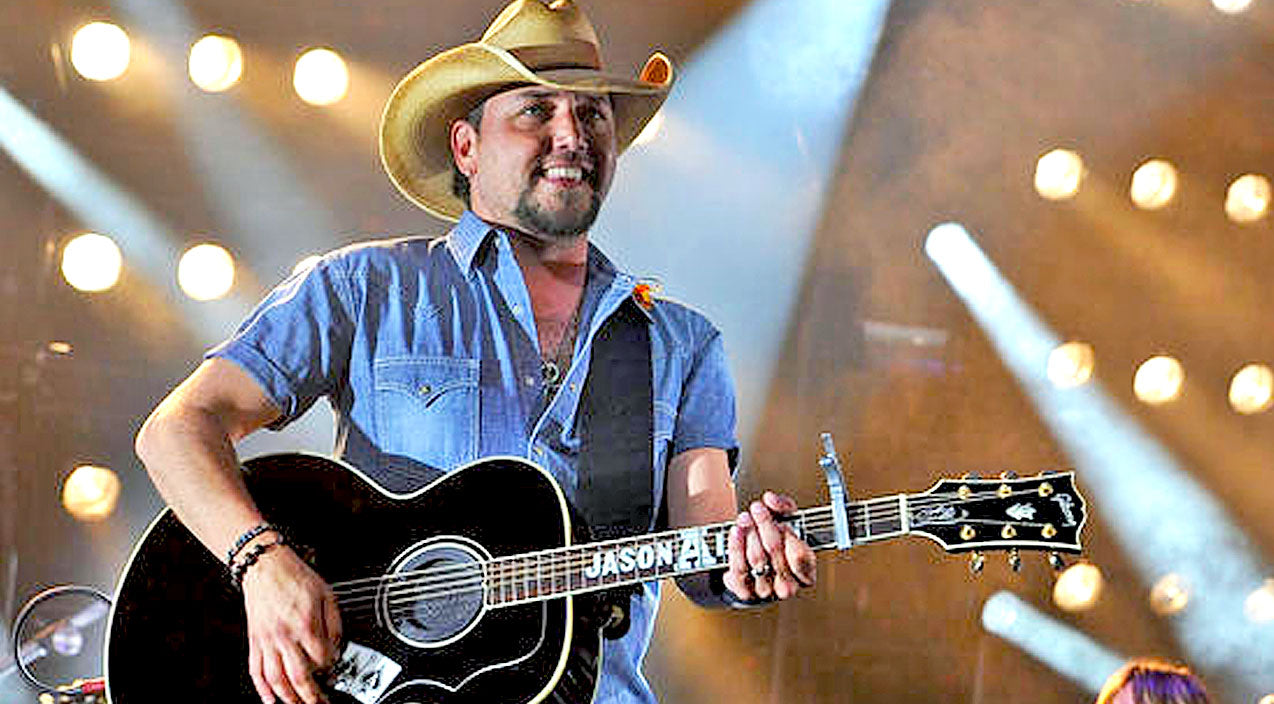 Modern country Songs   Jason Aldean Finally Makes His Return To Spotify After Year-Long Absence   Country Music Videos