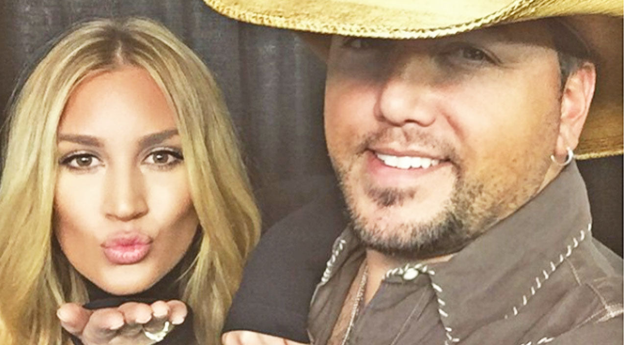 Jason aldean Songs | Jason Aldean Has A Message For Haters Of His New Marriage | Country Music Videos