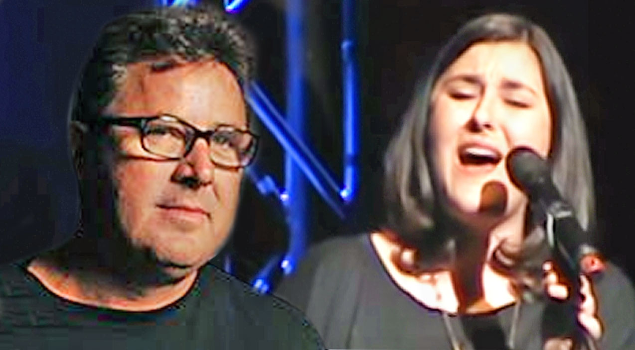 Vince gill Songs | Vince Gill's Daughter Wows With Emotional Original Song | Country Music Videos