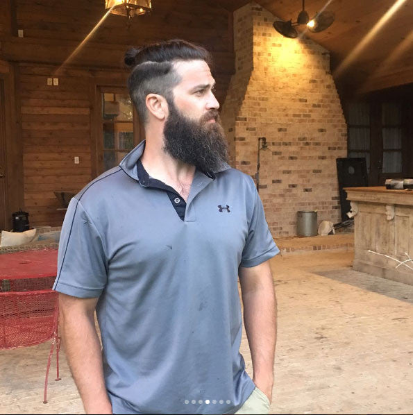 Duck Dynasty Hair Cut | 80 best images about jase yummy on