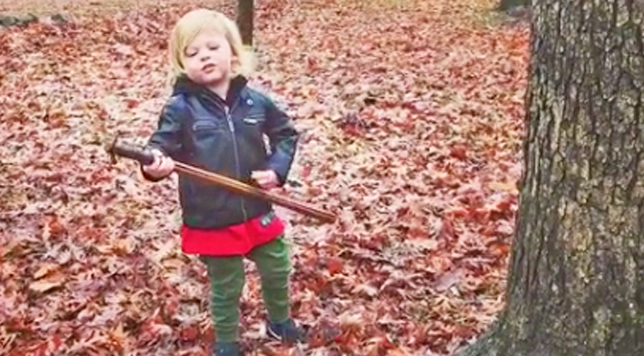 Love and theft Songs | Country Star's 3-Year-Old Adorably Sings His No. 1 Hit Song | Country Music Videos