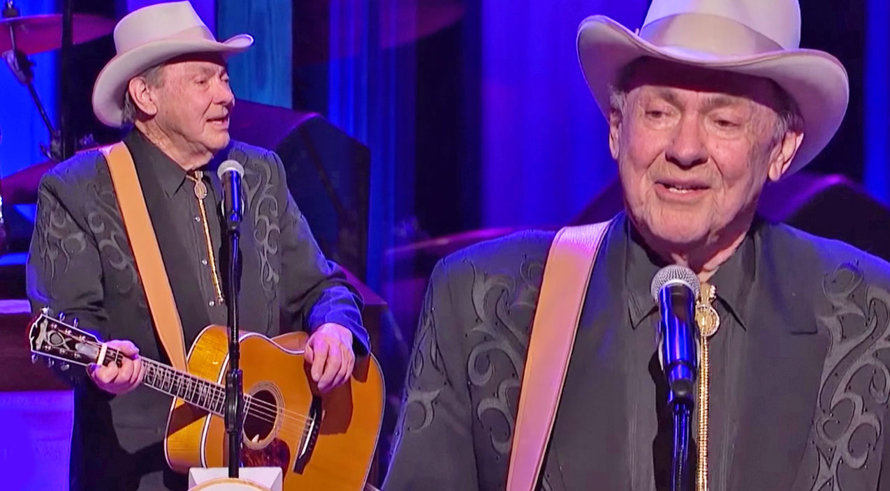 Jim ed brown Songs | Jim Ed Brown's Heartbreaking Final Performance At The Grand Ole Opry (WATCH) | Country Music Videos
