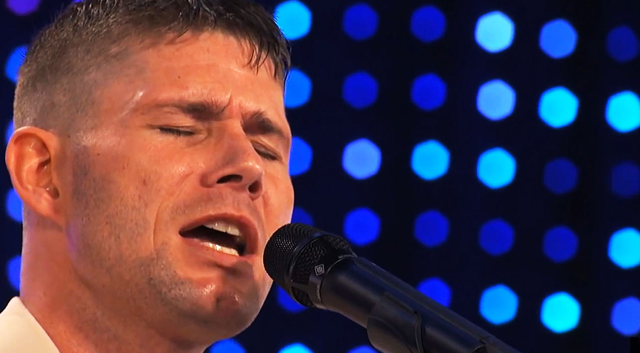 America's got talent Songs | Blue Collar Veteran Debuts Original Song In Sensational 'America's Got Talent' Audition | Country Music Videos