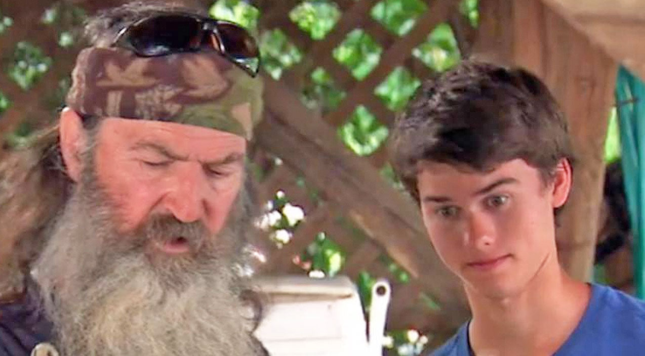 John luke robertson Songs | Phil Robertson Sends Grandson Shocking Message Before Fox & Friends Appearance | Country Music Videos