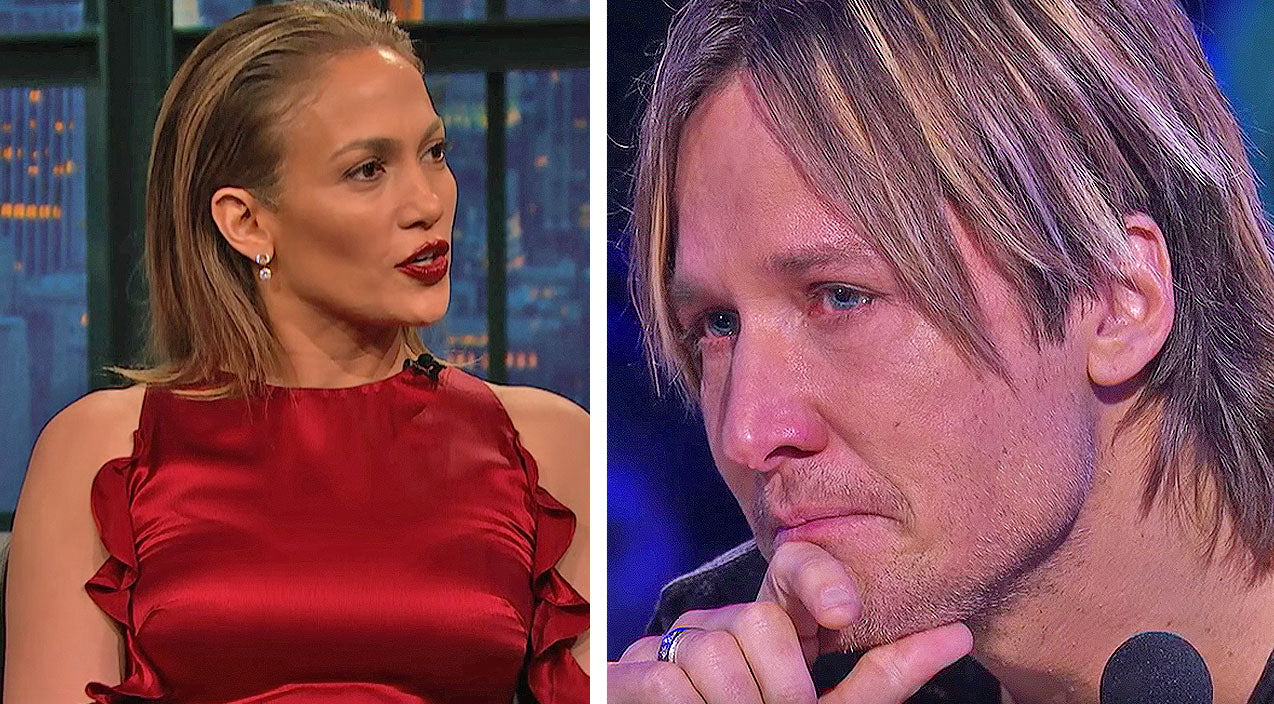 Keith urban Songs | Jennifer Lopez Opens Up About Keith Urban's 'American Idol' Breakdown | Country Music Videos