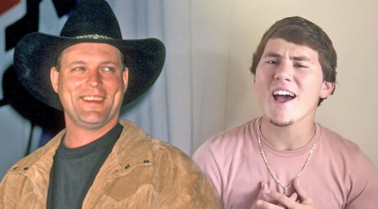 John michael montgomery Songs | Talented Young Man Performs Phenomenal Cover Of John Michael Montgomery Classic | Country Music Videos
