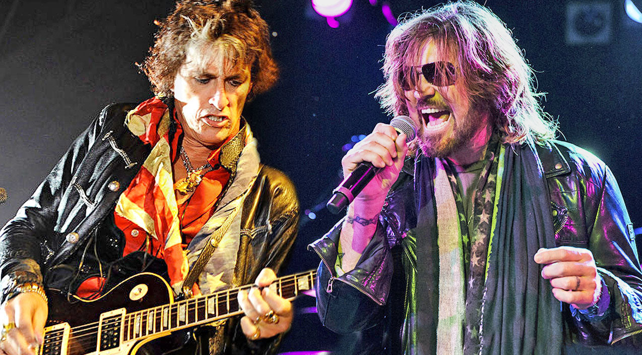 Joe perry Songs | Aerosmith's Joe Perry Joins Billy Ray Cyrus For Boot Stompin', Hard Rockin' Version Of 'Tulsa Time' | Country Music Videos