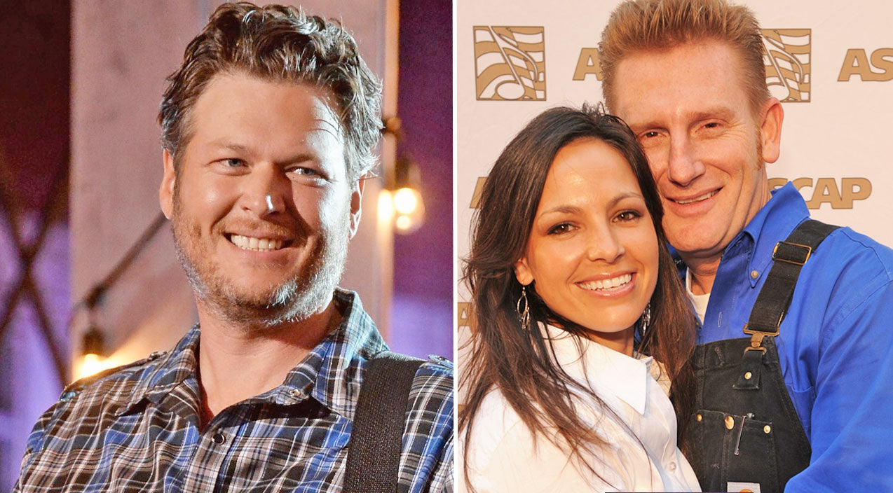Joey + rory Songs | Blake Shelton Hopes Joey + Rory Win Grammy Over Him | Country Music Videos