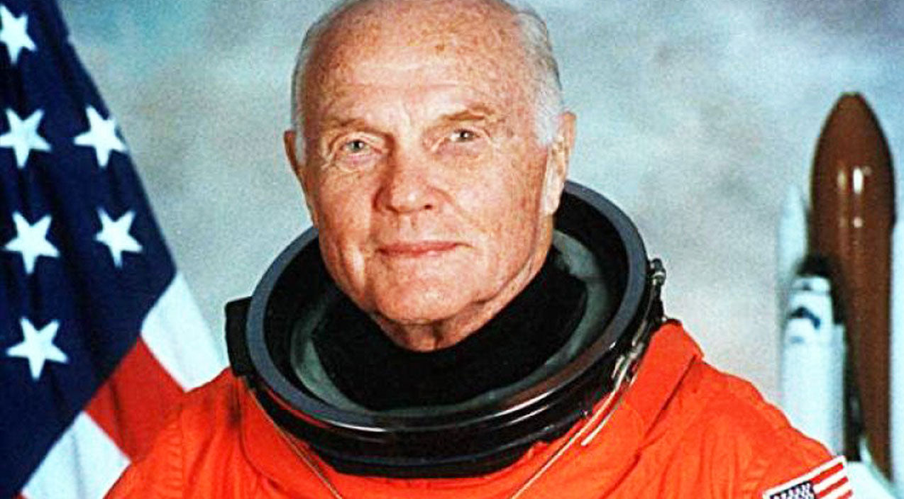 News Songs | Former Astronaut & U.S. Senator John Glenn Admitted Into Hospital | Country Music Videos