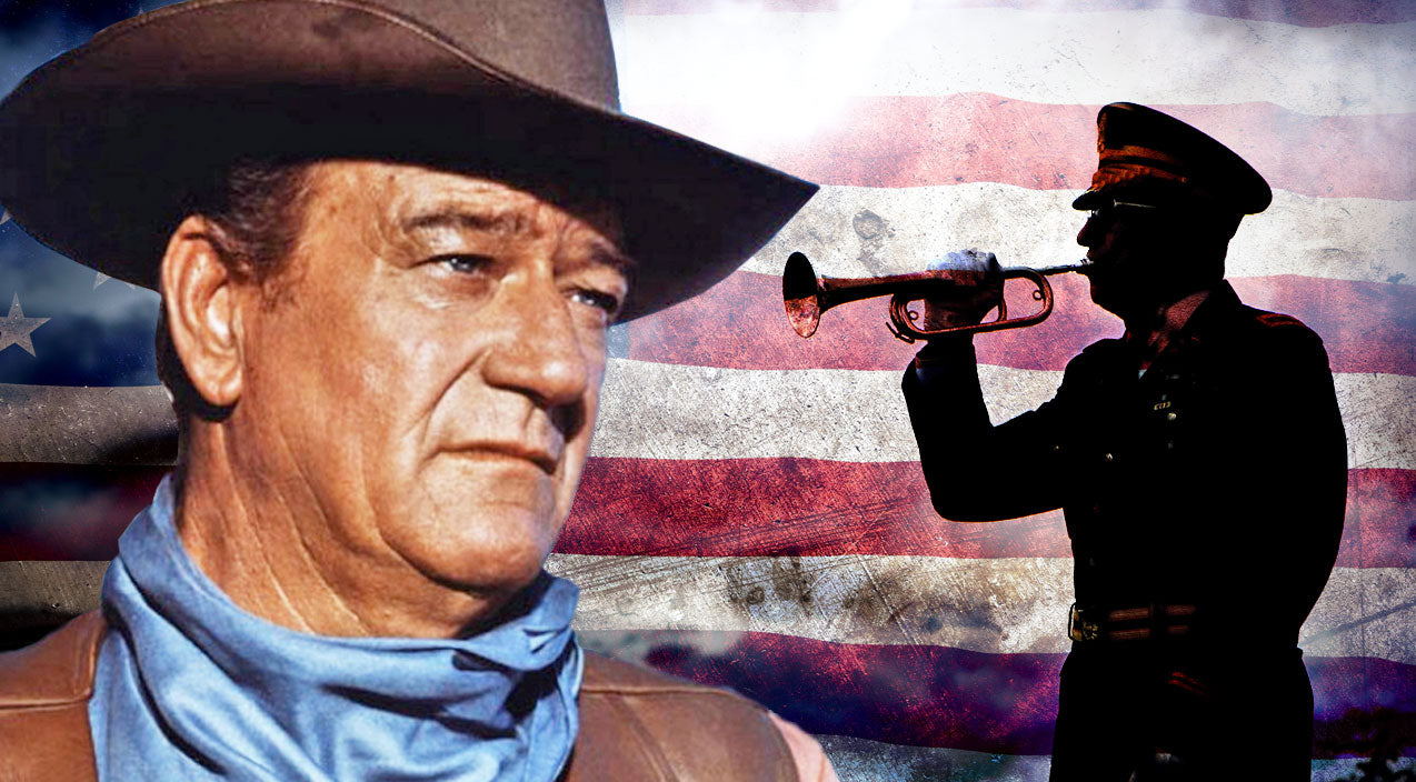 John wayne Songs | The Moving History Of 'Taps' As Told By John Wayne Will Give Y'all Chills | Country Music Videos
