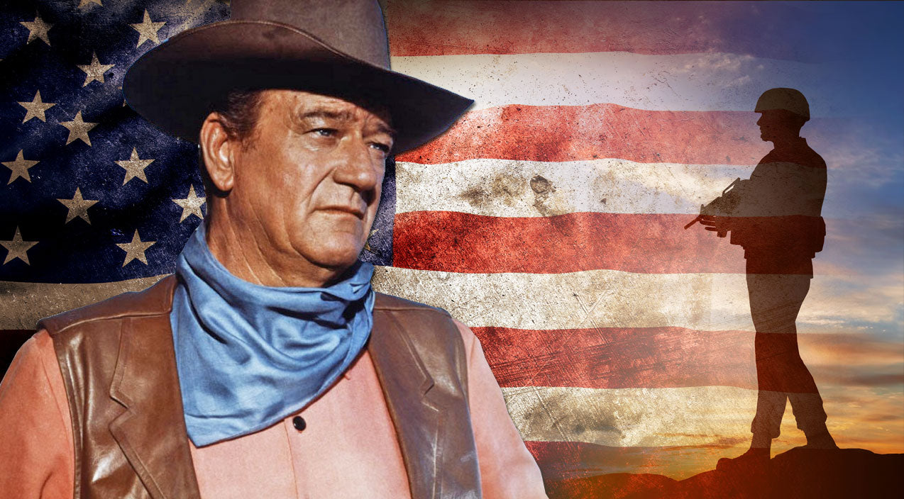 John wayne Songs | John Wayne Delivers With Patriotic Tribute To Our Troops, And It's Amazing! | Country Music Videos