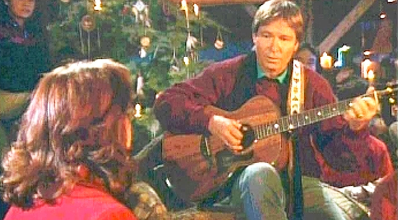 John denver Songs | John Denver Sings 'Away In A Manger' With Country's Leading Ladies | Country Music Videos