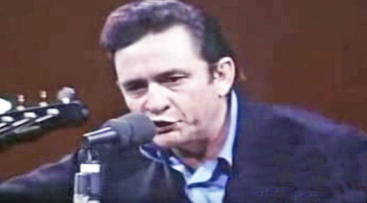 Johnny cash Songs | Johnny Cash Performs In Rare Recording At San Quentin State Prison | Country Music Videos