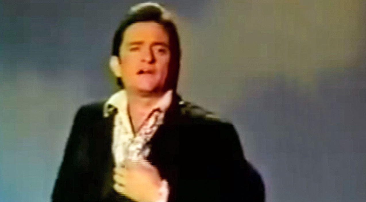 Johnny cash Songs | You Think You Love Johnny Cash? Just Wait Until You Hear Him Sing 'The Battle Hymn Of The Republic' | Country Music Videos