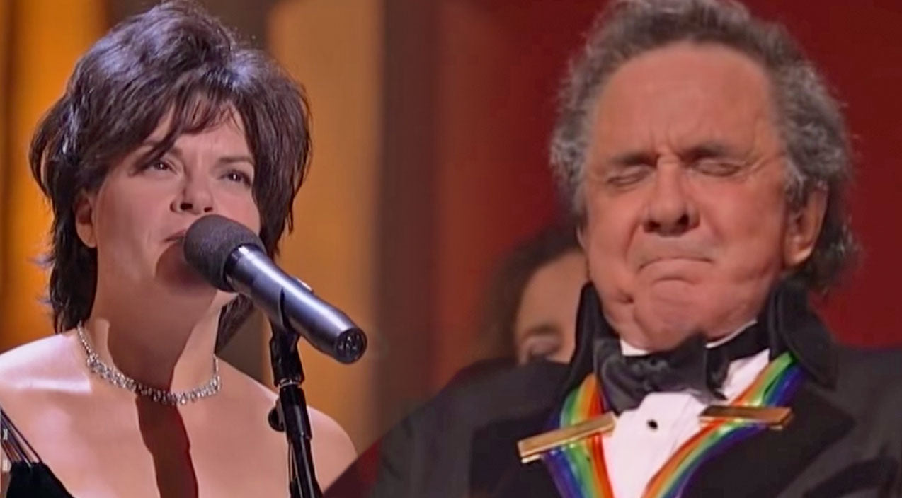 Rosanne cash Songs | Johnny Cash Is Moved To Tears When His Daughter & Fellow Country Legends Pay Tribute To His Lifetime Of Achievements | Country Music Videos