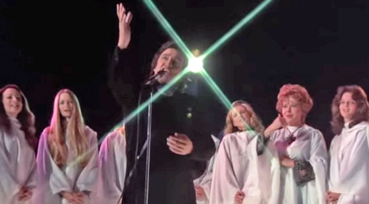 Johnny cash Songs | Johnny Cash's Heavenly Rendition Of 'I Saw The Light' Will Bring A Tear To Your Eye! | Country Music Videos