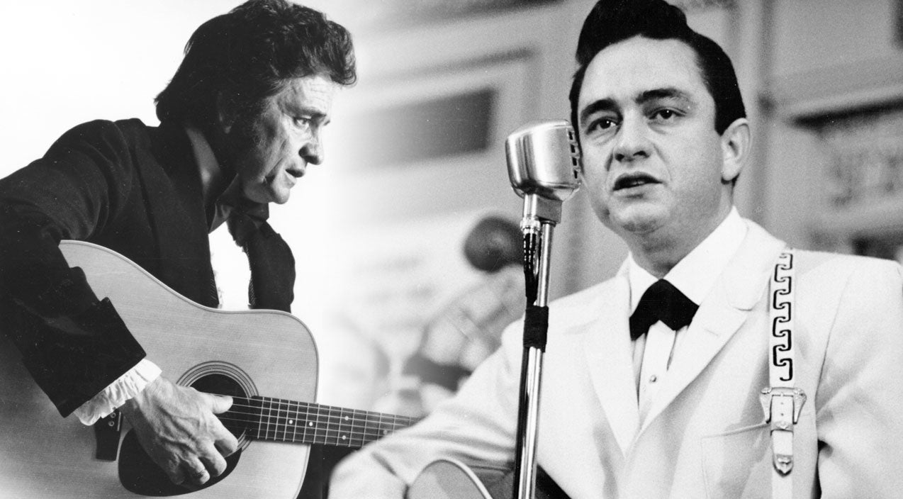 Johnny cash Songs | This Emotional Tribute To Johnny Cash & His Signature Song 'I Walk The Line' Will Have Y'all In Tears! | Country Music Videos