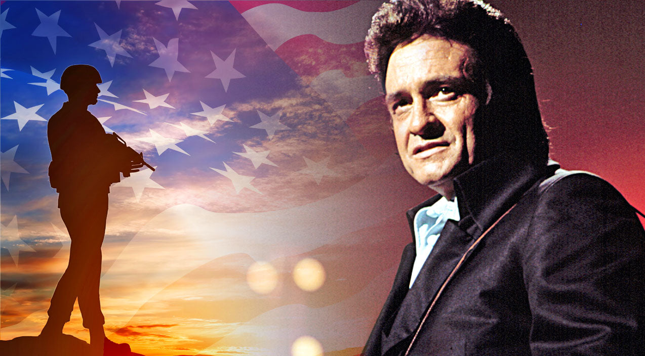 Johnny cash Songs | U.S. Army Tribute Set to Johnny Cash's 'I Won't Back Down' Will Give Y'all Chills (WATCH) | Country Music Videos
