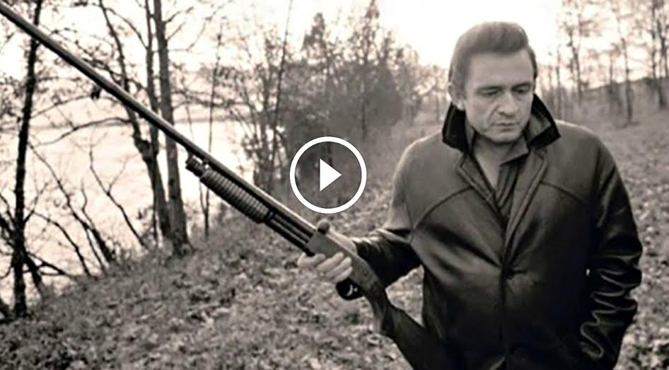Johnny cash Songs | [WATCH] Johnny Cash Sings A Song To A Crow | Country Music Videos