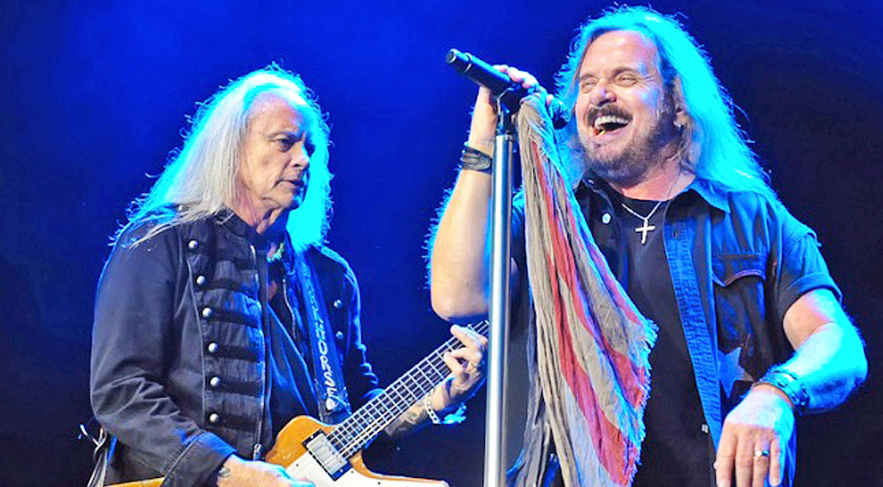 Rickey medlocke Songs | Johnny Van Zant Explains The Family Dynamic That Keeps Skynyrd Strong & Rockin' On | Country Music Videos