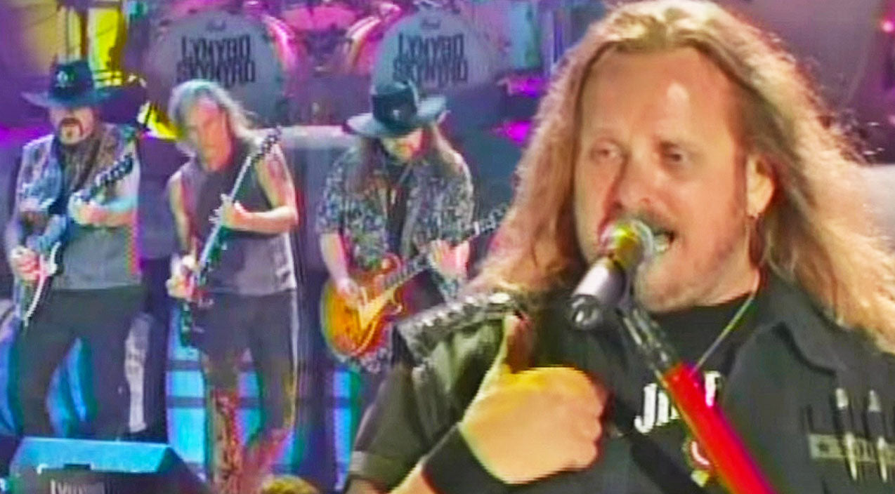 Lynyrd skynyrd Songs | Kings of Southern Rock: Skynyrd Celebrates 30 Years Of Rockin' Music With  'Gimme Three Steps' | Country Music Videos