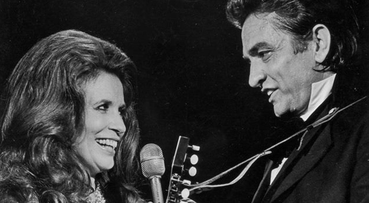 June carter Songs | Johnny Cash & June Carter's Chemistry Fills The Stage During 'Jackson' Performance | Country Music Videos