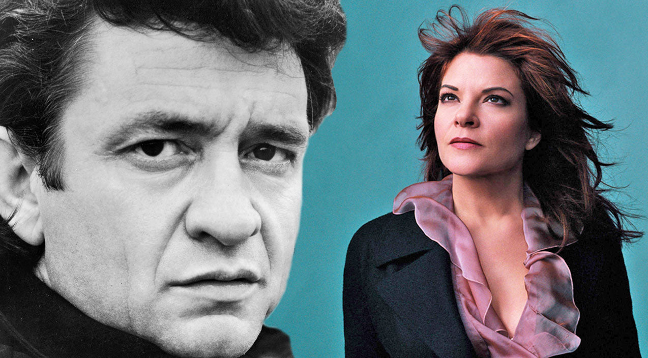 Rosanne cash Songs | Johnny Cash's Daughter, Rosanne Cash, Sings The Heartwarming Song She Wrote For Her Daughter, 'Carrie' | Country Music Videos