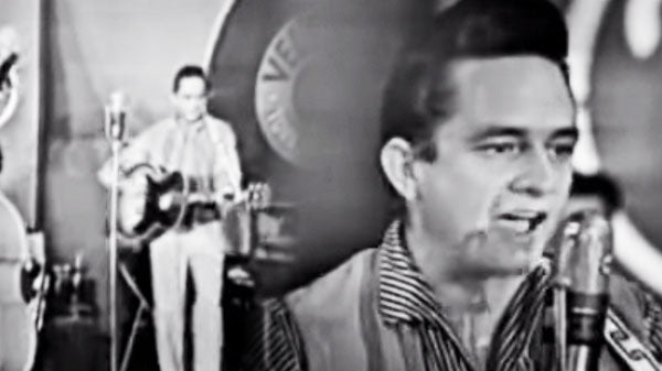 Johnny cash Songs | Johnny Cash - I Walk The Line (1958) | Country Music Videos