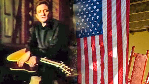 Johnny cash Songs | Johnny Cash - This Land is Your Land | Country Music Videos