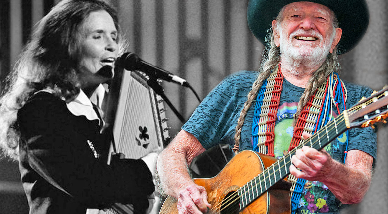 Willie nelson Songs | Willie Nelson and June Carter Cash Perform Touching Tribute To Honor Johnny Cash | Country Music Videos