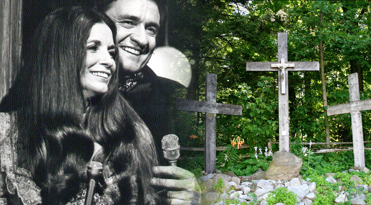 June carter cash Songs | Johnny & June's Touching 'Old Rugged Cross' Performance (LIVE) (WATCH) | Country Music Videos