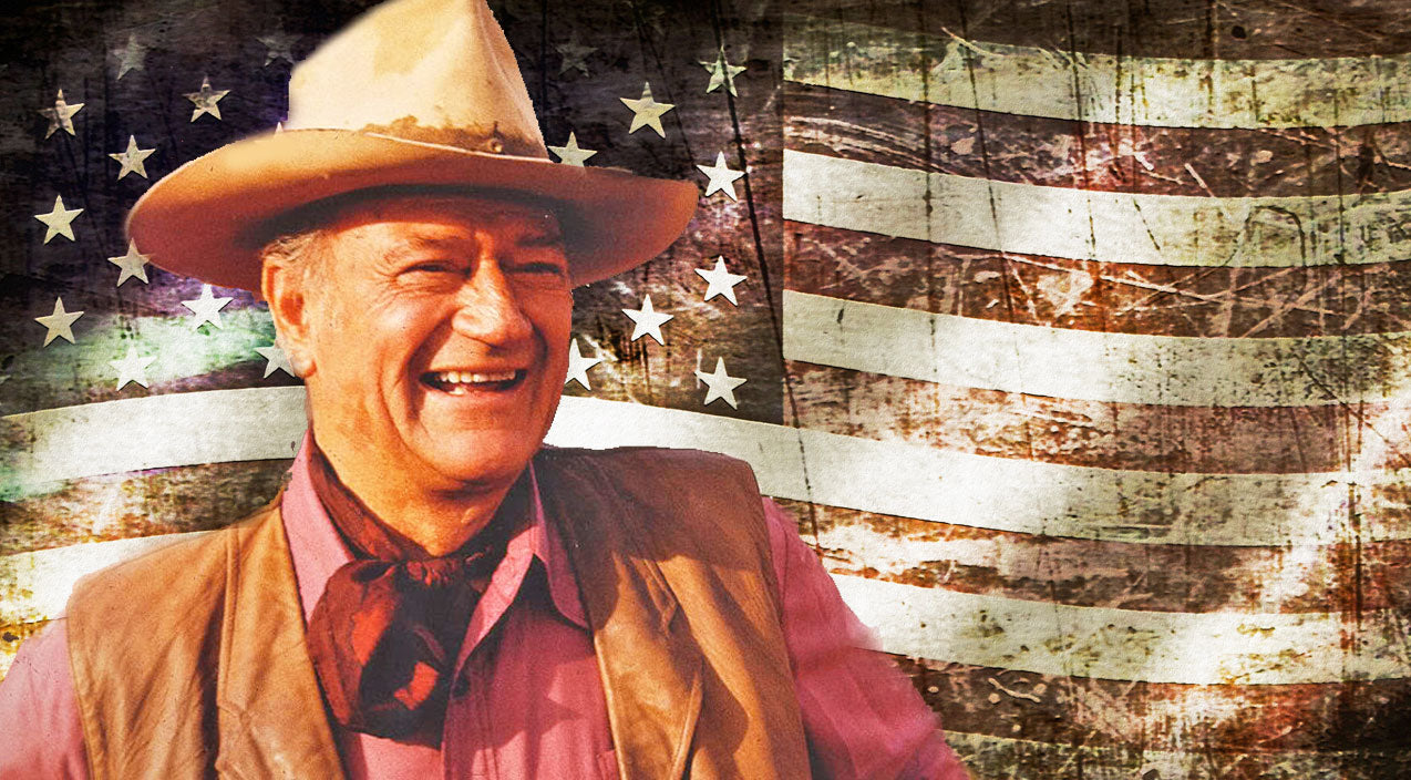 John wayne Songs | John Wayne's 'America, Why I Love Her' Resurrects Patriotism Through Song | Country Music Videos