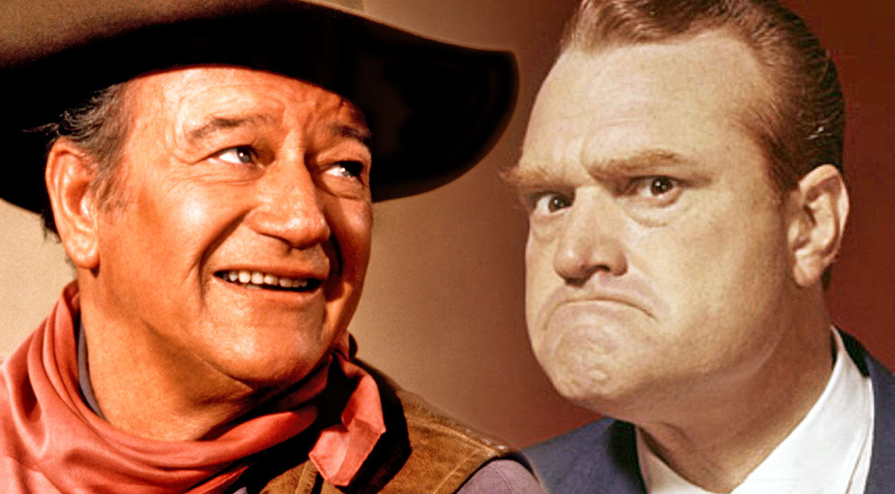 Western Songs | John Wayne And Red Skelton Go Head To Head In Hilarious Comedy Skit | Country Music Videos